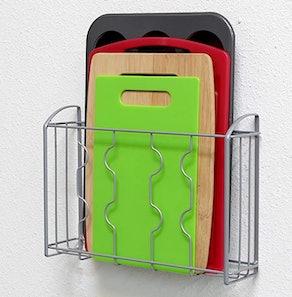 SimpleHouseware Over-The-Cabinet Door Organizer