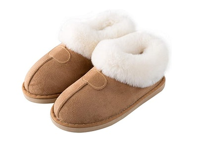 GaraTia Fuzzy House Slippers