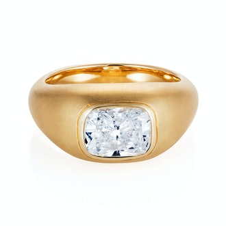 Bespoke Honeycomb Ring