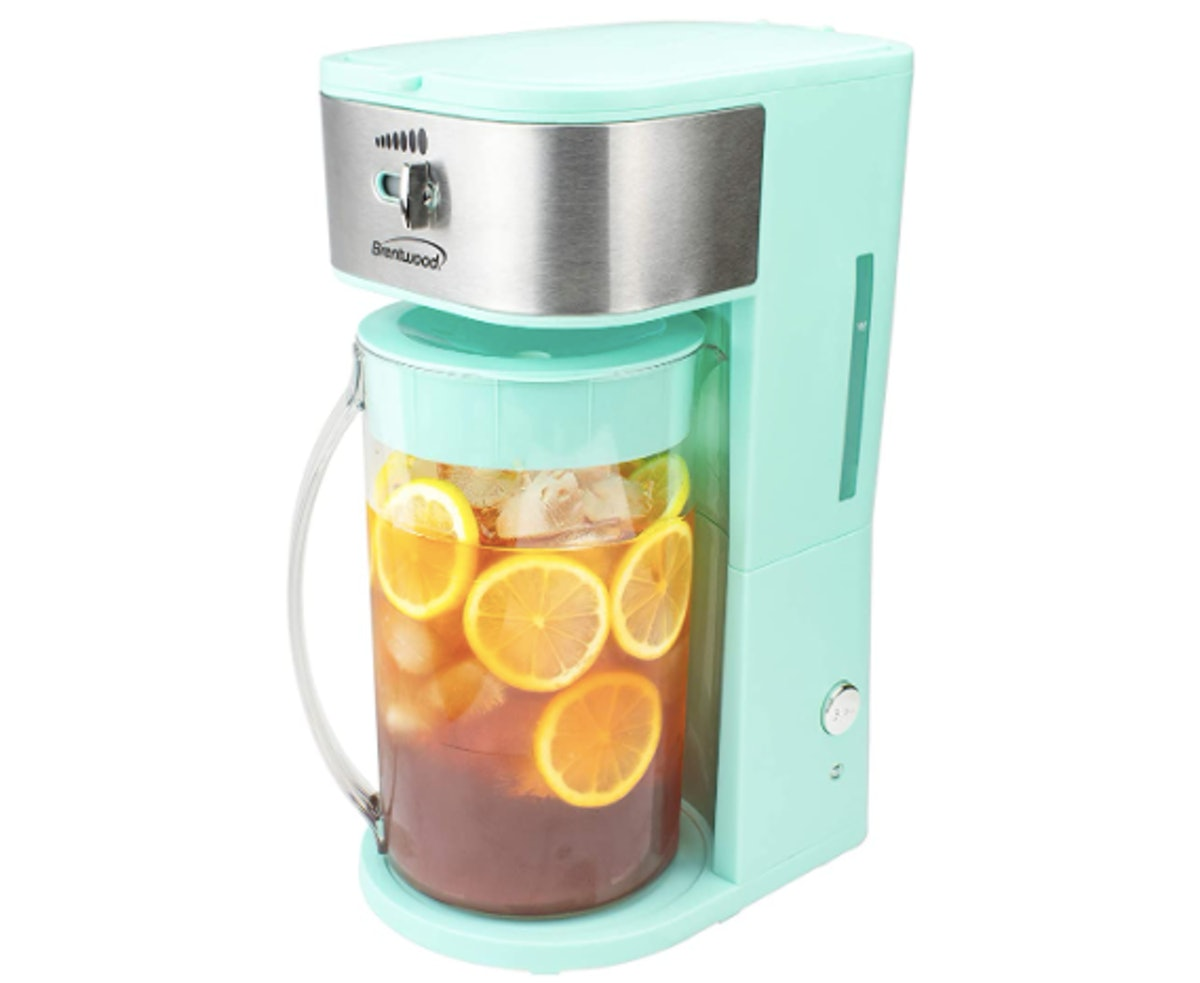 Brentwood KT-2150BL Iced Tea and Coffee Maker
