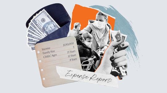 expense report illustration