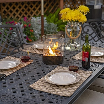 best patio heaters for wind