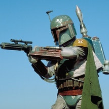 Boba Fett in 'Return of the Jedi'