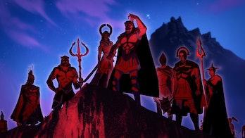 Blood of Zeus Netflix