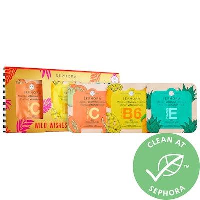 The Vitamins Masks Kit