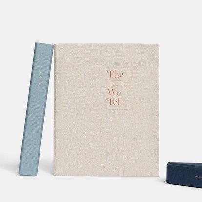 Scrapbook Album | The Stories We Tell