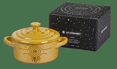 Star Wars C3PO Petite Casserole