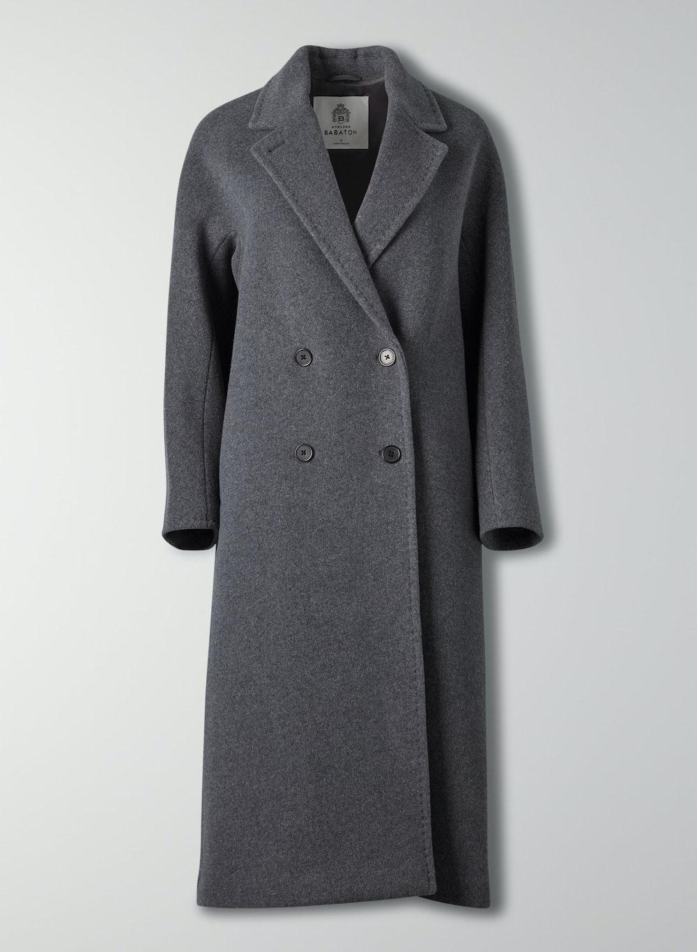 Babaton Slouch Coat