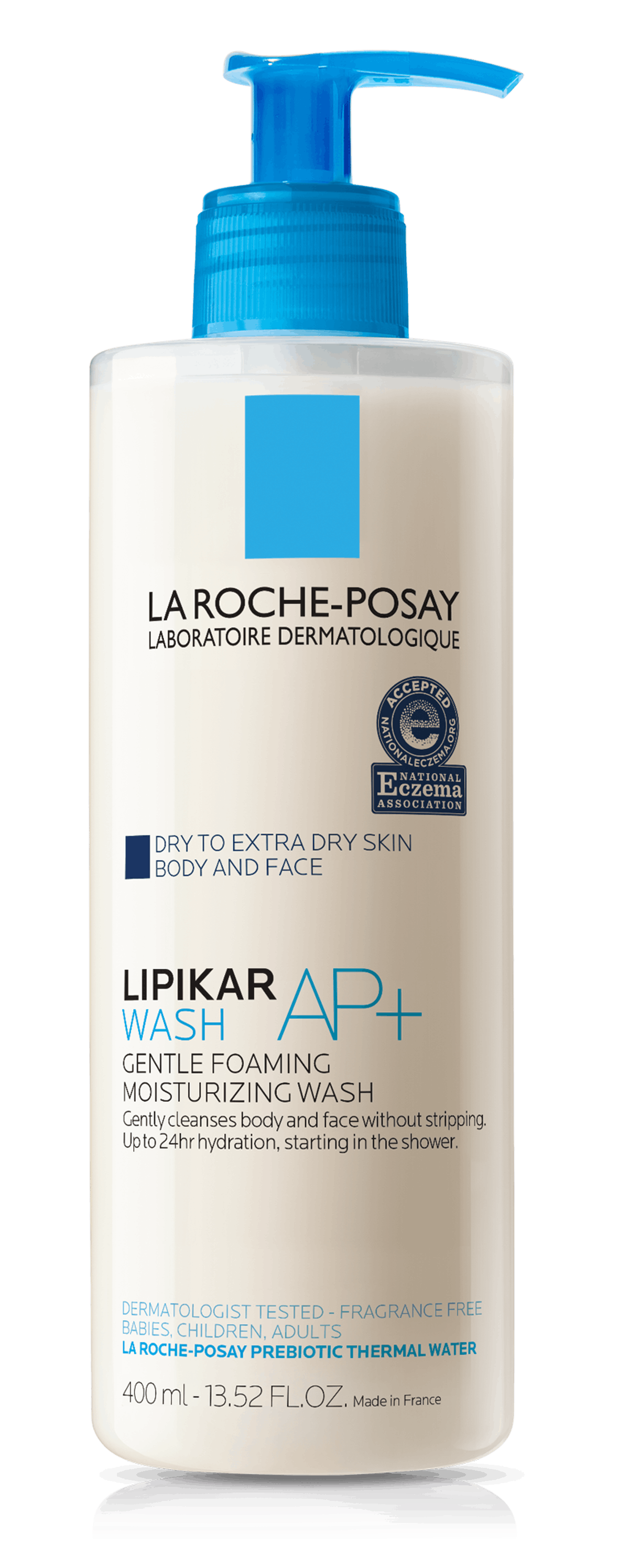 Lipikar AP+ Wash