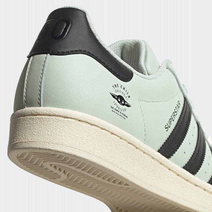 Superstar Adidas The Child