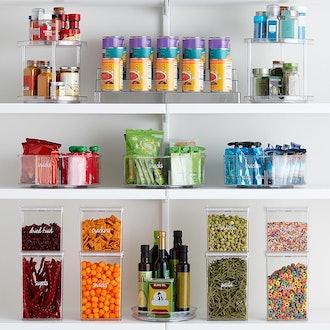 The Home Edit Kitchen Storage Solution