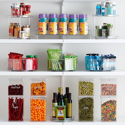 The Home Edit Kitchen Storage Solution