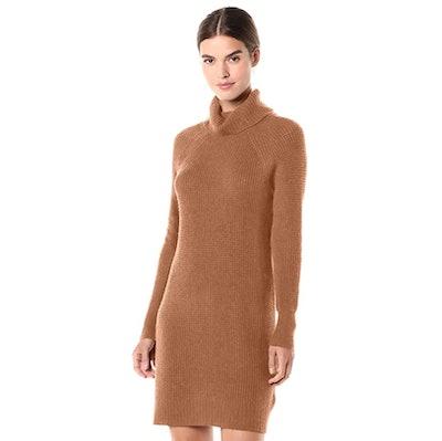 Daily Ritual Turtleneck Sweater Dress
