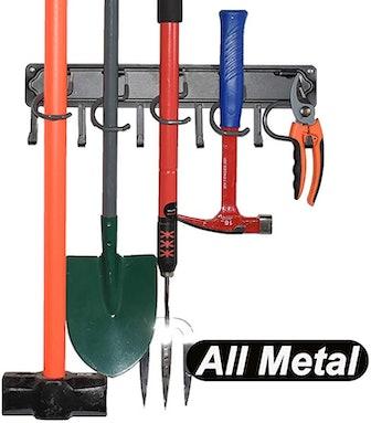 YueTong All Metal Garden Tool Organizer