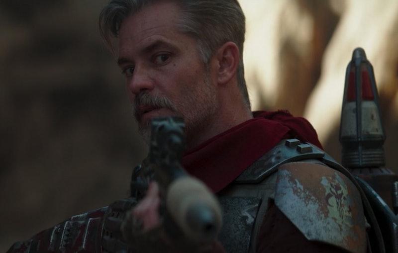 Timothy Olyphant as Cobb Vanth in 'The Mandalorian'