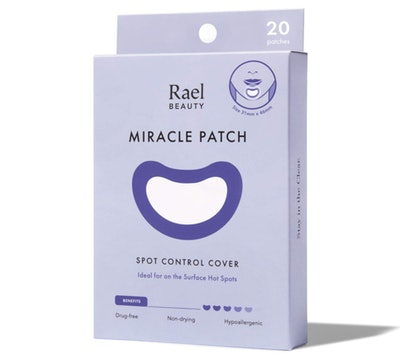 Rael Acne Pimple Healing Patch (20-Pack)