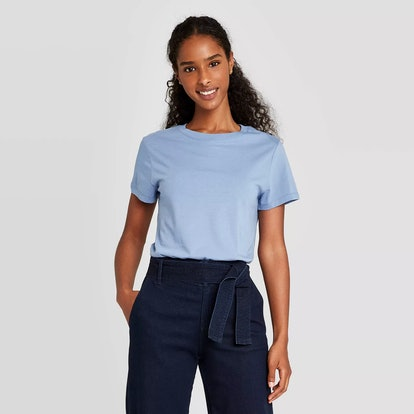 A New Day Women's Short Sleeve Casual T-Shirt