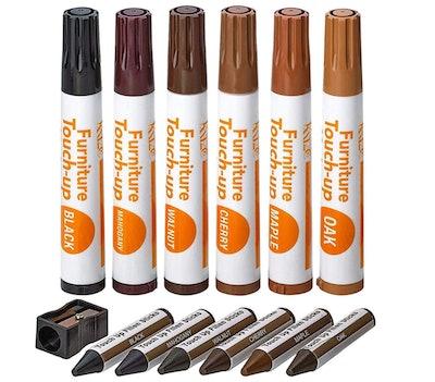 Katzco Furniture Repair Kit Wood Markers (13-Pack)