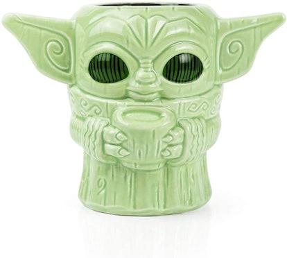 "Geeki Tikis Star Wars: The Mandalorian The Child ""Baby Yoda"" Mug"