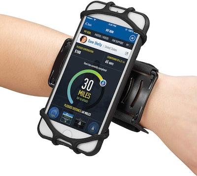 newppon Rotatable Phone Wristband
