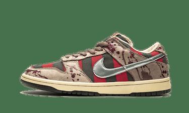 Freddy Krueger Nike SB Dunk