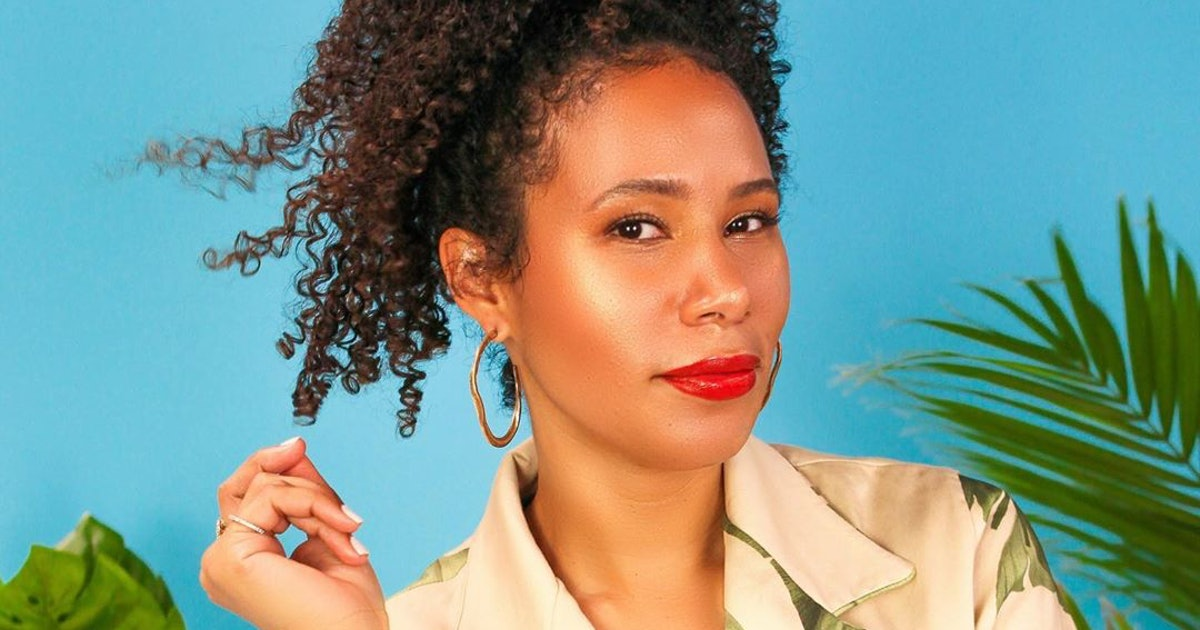 This Afro-Latinx Beauty Brand Is Encouraging People To Love Their Natural Hair