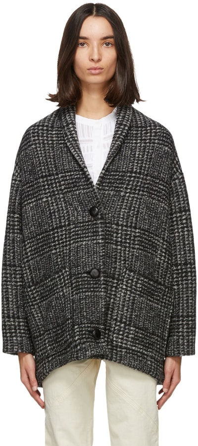 Black & White Elomia Jacket