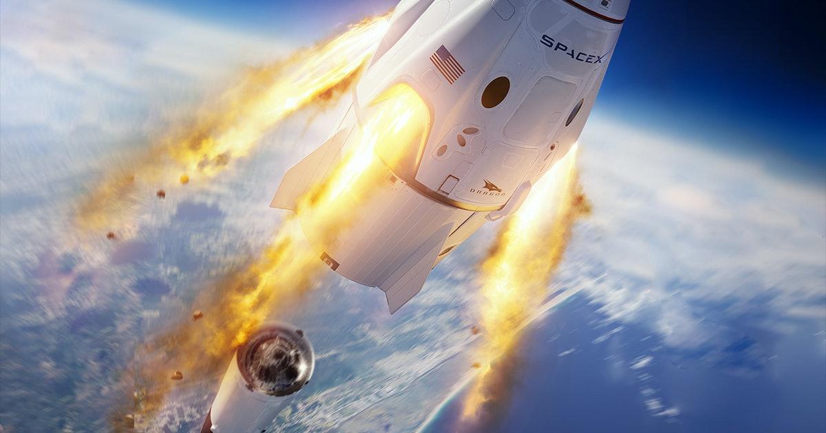 SpaceX Crew Dragon: Elon Musk decries 'stranger than fiction' problem