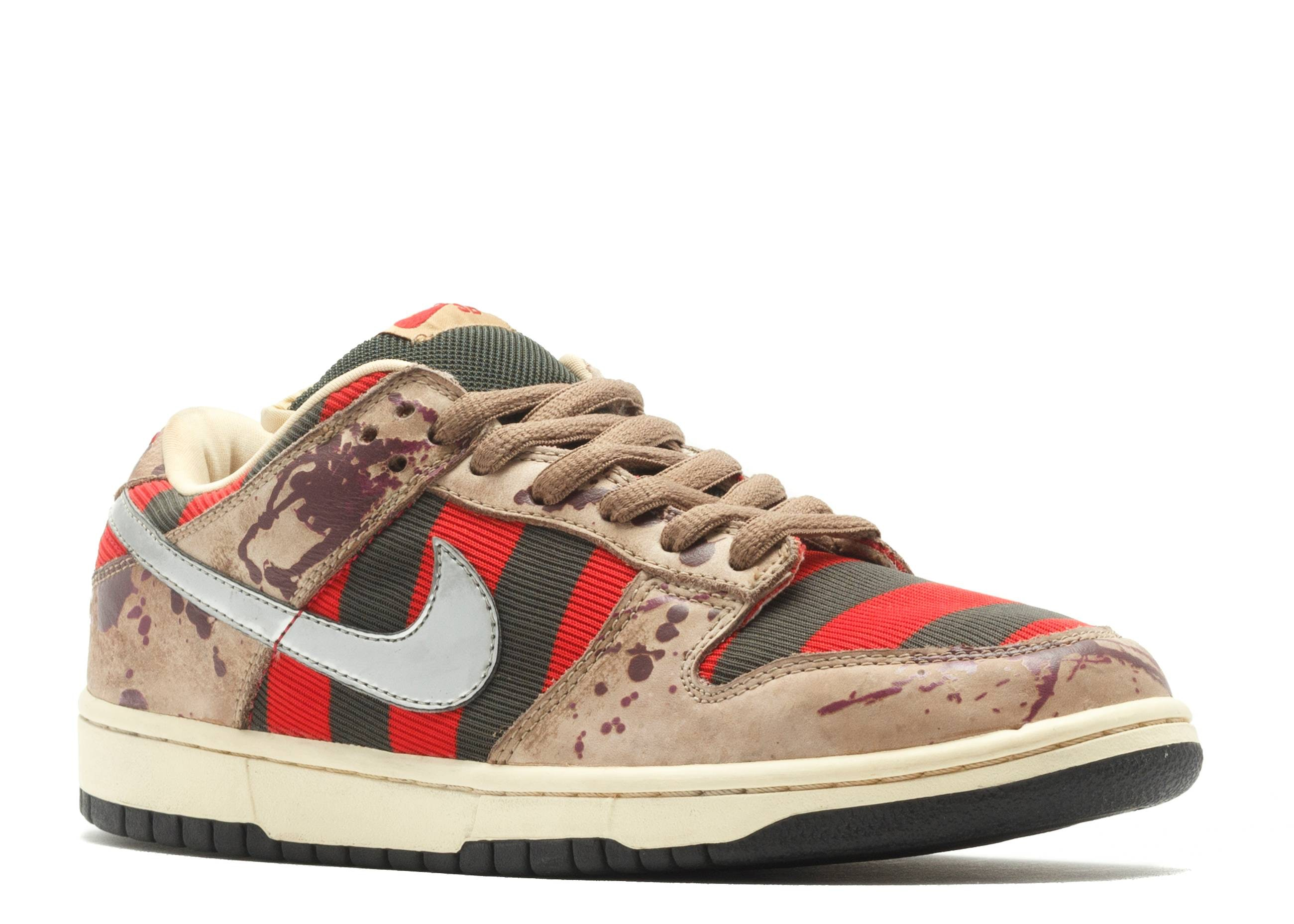Nike's 'Freddy Krueger' SB Dunk is the