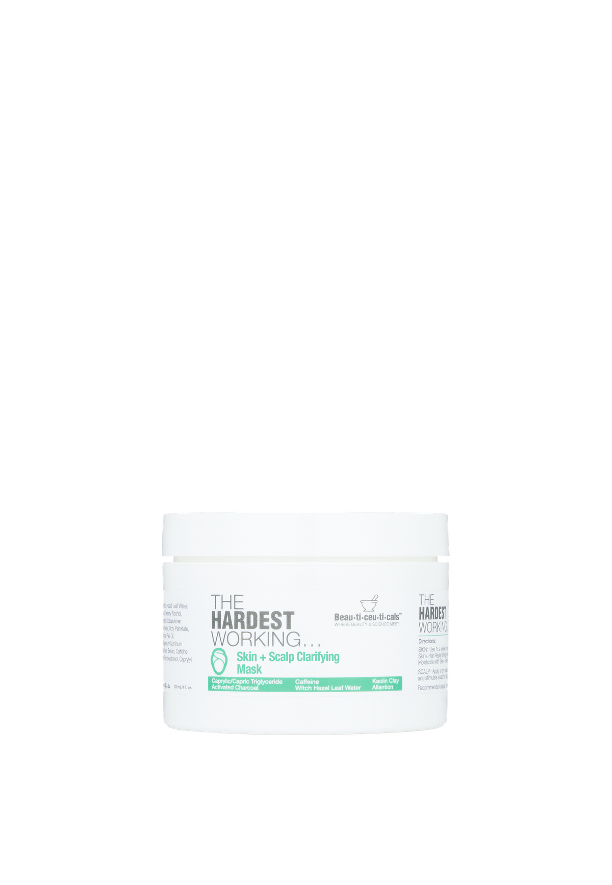 The Hardest Working Skin + Hair Restoration Mask