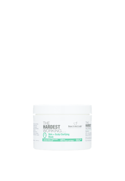 The Hardest Working Skin + Hair Restoration Mask