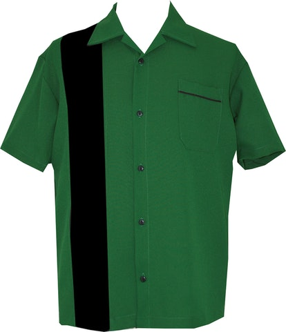 Bowling Concepts 50's Style Bowling Shirt