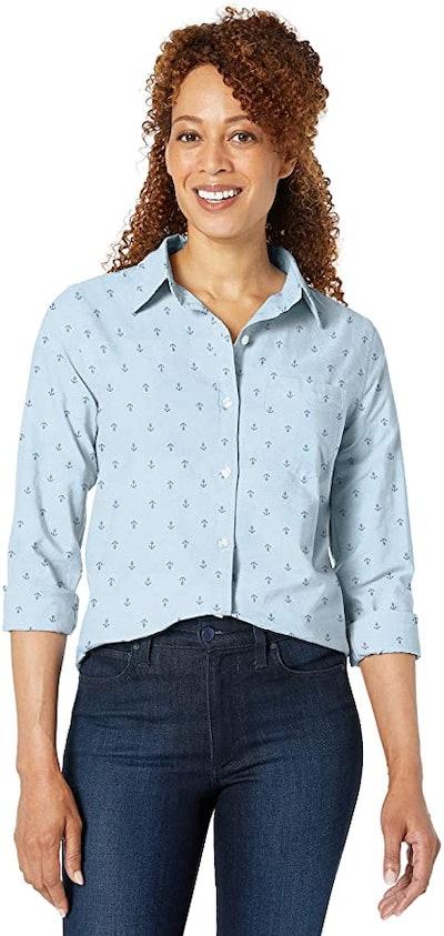 Amazon Essentials Classic Fit Oxford Shirt