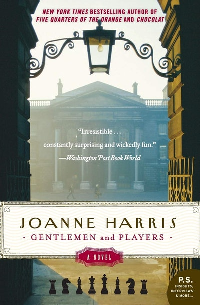 'Gentlemen and Players' by Joanne Harris