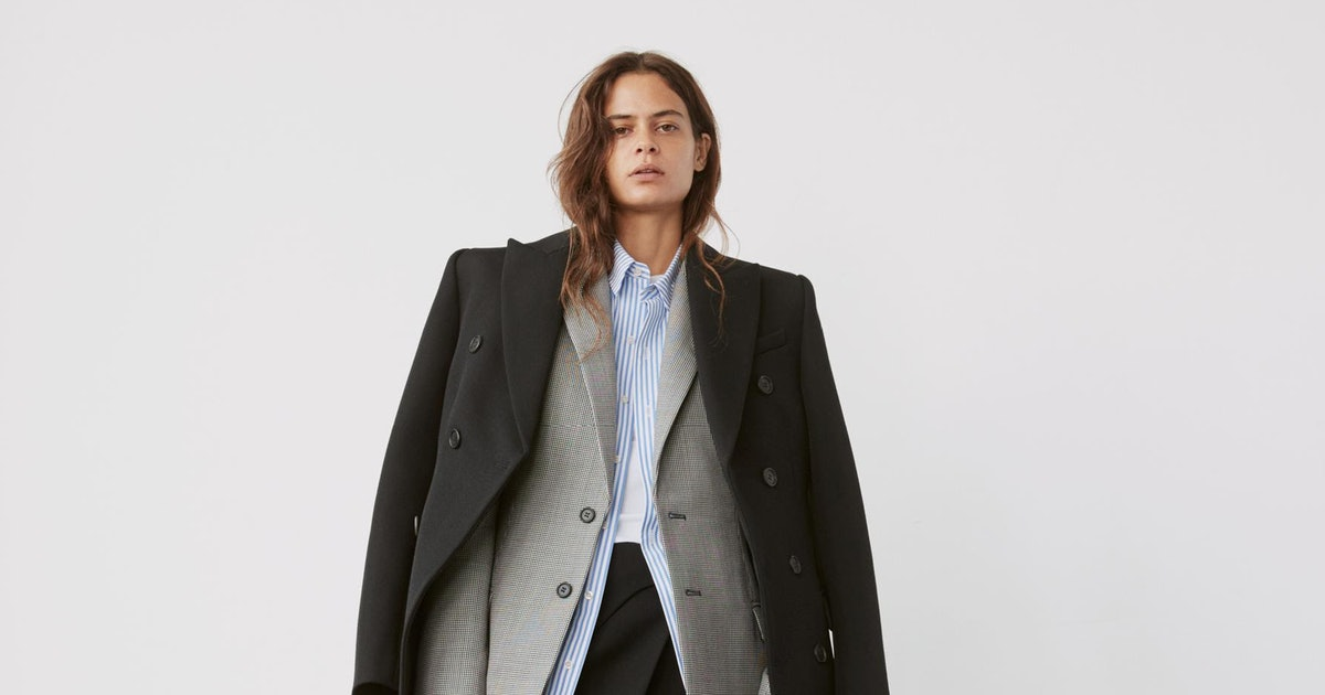 WARDROBE.NYC Just Launched This Anti-Trend Collection — And It's So Chic