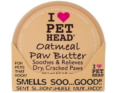 Pet Head Oatmeal Natural Paw Butter (2 Ounces)
