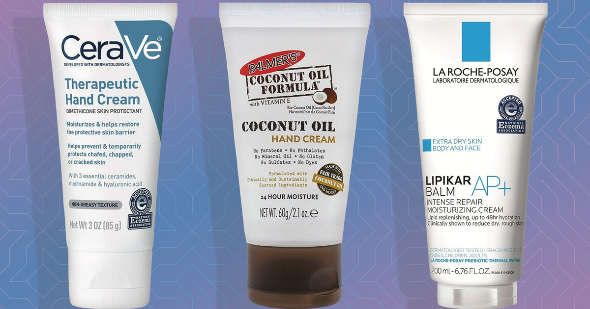 The Best Hand Creams For Dry, Cracked Skin, According To A Dermatologist