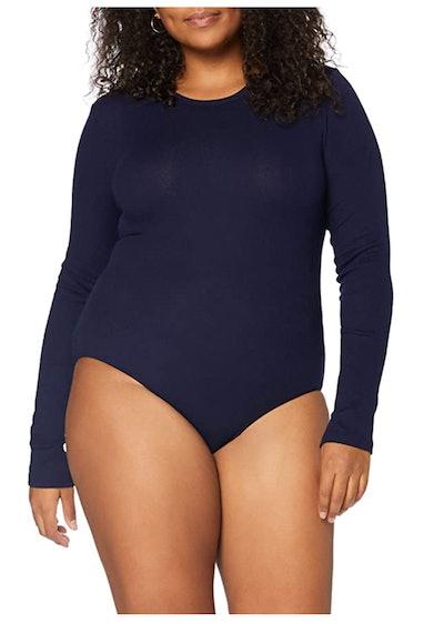 Meraki Women's Cotton Bodysuit