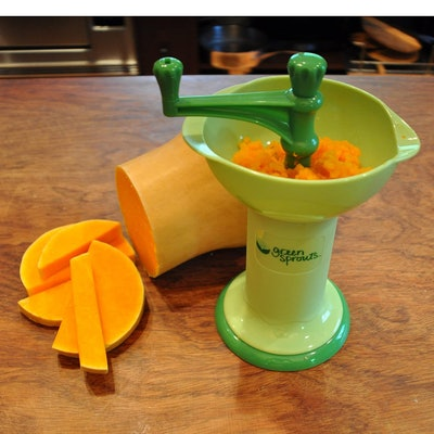 Green Sprouts Fresh Baby Food Mill