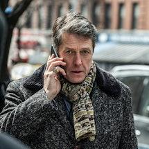 Hugh Grant as Jonathan in 'The Undoing' via the Warner Media press site