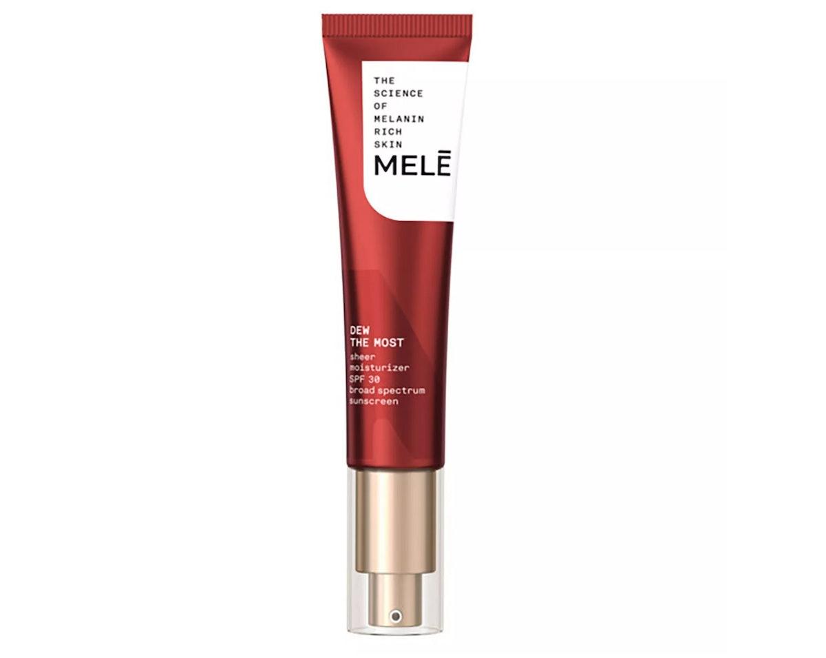 Dew The Most Sheer Moisturizer Sunscreen