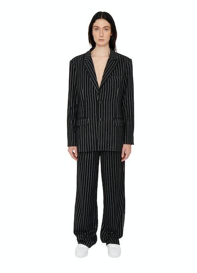 Classic Pinstripe Trouser