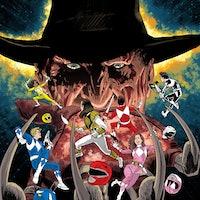 Power Rangers vs. Freddy Krueger is the best 'Elm Street' story in decades