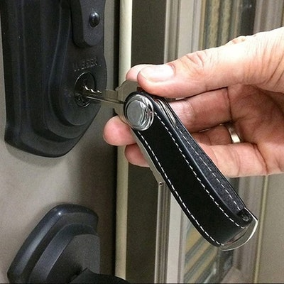 ERCRYSTO Compact Key Holder