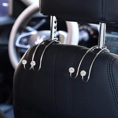 SAVORI Bling Car Hangers (4-Pack)