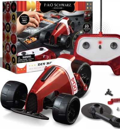 FAO Schwarz Build Your Own RC Race Trike