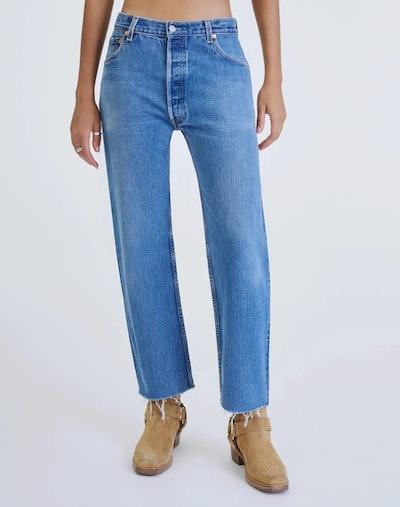 '90s Boyfriend Jeans