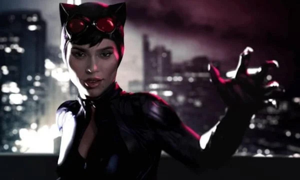 """Zoe Kravtiz as Catwoman in """"The Batman."""""""