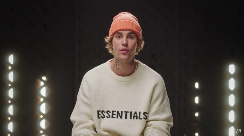 Justin Bieber opened up about past suicidal ideation and mental illness in his new YouTube documentary.