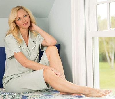Fishers Finery Tranquil Dreams Capri Pajama Set